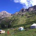 Бурхан Булак, Алматинская область